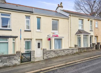 Thumbnail 3 bed terraced house for sale in North Road, Saltash