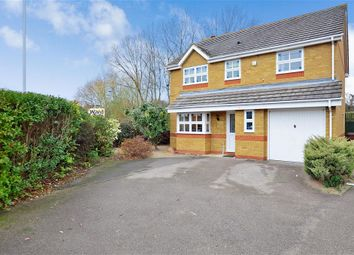 Thumbnail 4 bedroom detached house for sale in Eclipse Drive, Sittingbourne, Kent