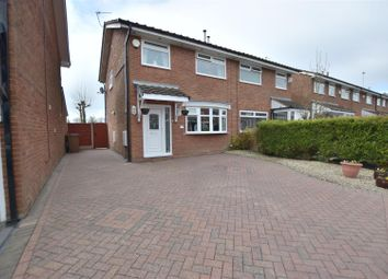 Thumbnail 3 bed property for sale in Bader Drive, Heywood