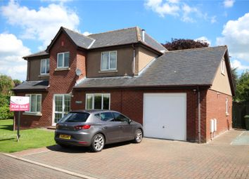 Thumbnail 4 bed detached house for sale in West Garth, Aglionby, Carlisle, Cumbria
