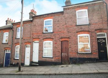 Thumbnail 2 bedroom terraced house for sale in Tennyson Road, Luton