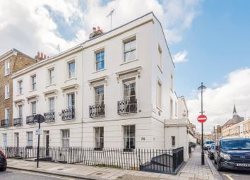 Thumbnail 4 bed end terrace house to rent in Eaton Terrace, London