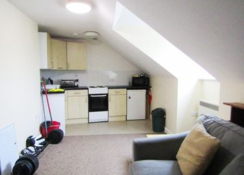 Thumbnail 1 bed flat to rent in Mackrells Terrace, Wolborough Street, Newton Abbot
