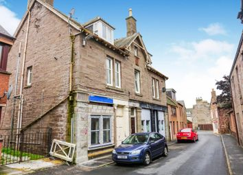 Thumbnail 3 bedroom flat for sale in Causewayend, Coupar Angus