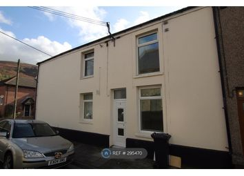 Thumbnail 3 bed end terrace house to rent in Poplar Street, Tydfil