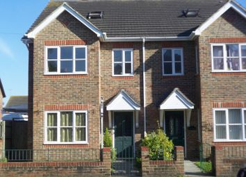 Thumbnail 4 bed semi-detached house to rent in Richmond Cottages, High Street, Partridge Green