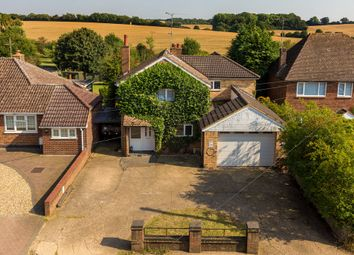 Thumbnail 4 bedroom detached house for sale in High Street, Walkern, Hertfordshire