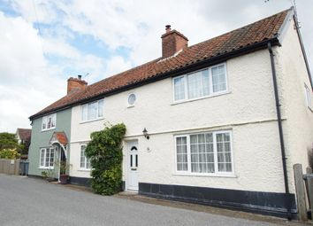Thumbnail 3 bed cottage for sale in The Street, Darsham, Saxmundham