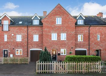 Thumbnail 5 bed town house for sale in Tempest Crescent, Shortstown, Bedford
