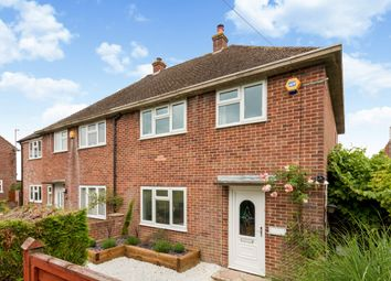 Thumbnail 3 bedroom semi-detached house to rent in Owen Road, Shaw, Newbury