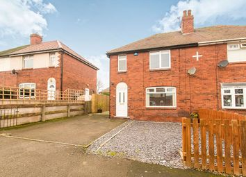 Thumbnail 3 bed semi-detached house to rent in The Grove, East Ardsley, Wakefield