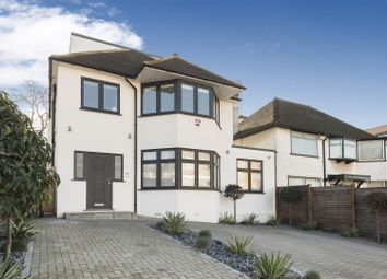 5 bed detached house for sale in Wickliffe Avenue, London N3