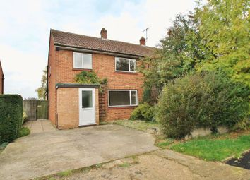 Thumbnail 3 bed semi-detached house for sale in Wilding Road, Wallingford