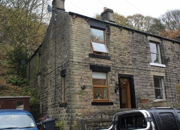Thumbnail 2 bed terraced house to rent in Kinder Road, Hayfield, High Peak