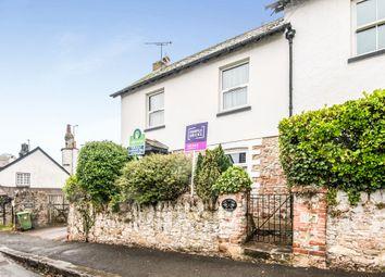 Thumbnail 2 bedroom end terrace house for sale in Slade Lane, Abbotskerswell, Newton Abbot