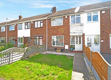 Thumbnail 3 bed terraced house for sale in Yewdale Crescent, Potters Green, Coventry