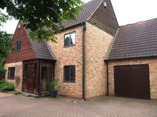 Thumbnail 4 bed detached house to rent in Old Groveway, Simpson, Milton Keynes