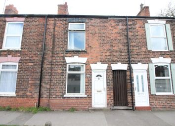 Thumbnail 1 bed terraced house for sale in West Parade, Leads Road, Sutton-On-Hull, Hull