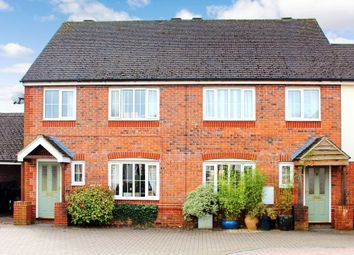Thumbnail 3 bed terraced house for sale in North Farm Close, Lambourn, Hungerford