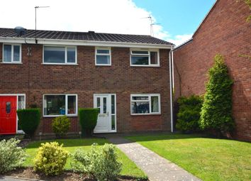 Thumbnail 3 bed terraced house for sale in Sandown Drive, Perton, Wolverhampton