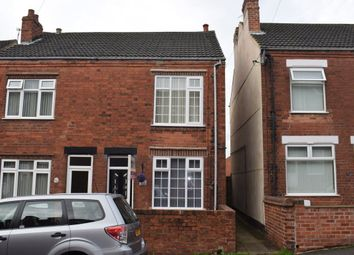 Thumbnail 2 bed semi-detached house to rent in Brooke Street, Tibshelf, Alfreton