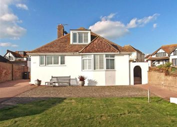 Thumbnail 4 bed detached bungalow for sale in Marine Drive, Saltdean