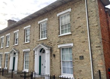 Thumbnail 2 bed flat to rent in Hall Street, Long Melford, Sudbury