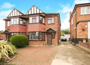 Thumbnail 3 bedroom semi-detached house for sale in Epping, Essex