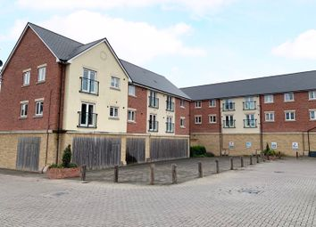 Thumbnail 2 bed flat for sale in Crosier Close, Old Sarum, Salisbury