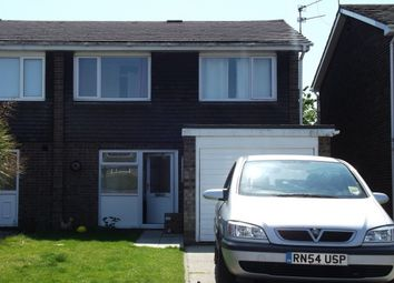 Thumbnail 3 bedroom property to rent in Young Close, Clacton-On-Sea
