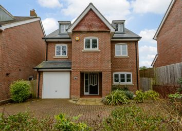 Thumbnail 5 bed detached house for sale in St. Aidan Close, Crawley, West Sussex