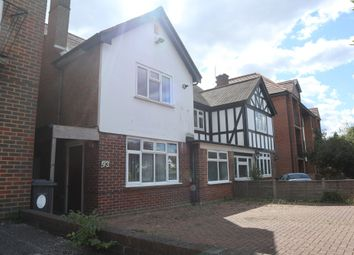 Thumbnail 5 bed semi-detached house to rent in The Ridgeway, London