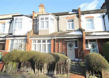 Thumbnail 3 bed terraced house for sale in Arragon Gardens, London