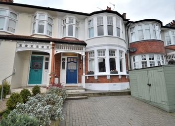 Thumbnail 4 bed terraced house for sale in St Georges Road, Palmers Green