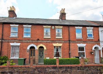 Thumbnail 2 bed terraced house for sale in Flaxfield Road, Basingstoke