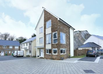 Thumbnail 5 bed detached house for sale in Boston Close, Plymouth