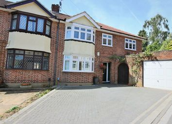 Thumbnail 4 bed semi-detached house for sale in Royce Close, Broxbourne