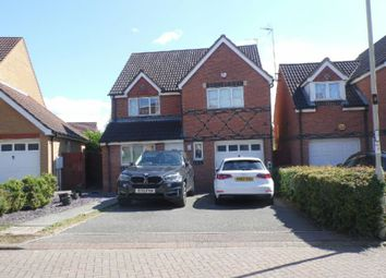 Thumbnail 4 bed detached house to rent in Sherard Way, Thorpe Astley, Braunstone, Leicester