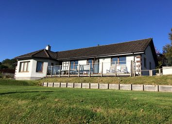 Thumbnail 4 bed detached bungalow for sale in Lanka, Well Bank, Beauly