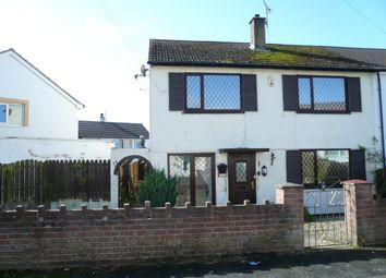 Thumbnail 3 bed semi-detached house for sale in Queens Avenue, Maryport