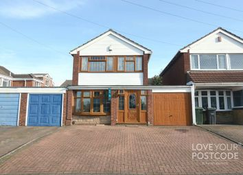 Thumbnail 3 bed detached house for sale in Lemox Road, West Bromwich