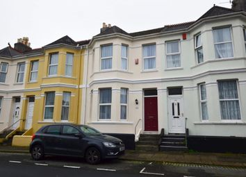 Thumbnail 2 bedroom terraced house for sale in Desborough Road, Plymouth, Devon