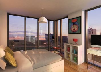 Thumbnail 1 bed flat for sale in Fully Managed Liverpool Property Investment, Low Hill, Liverpool