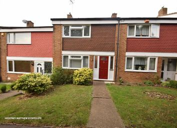 Thumbnail 2 bed terraced house for sale in Rundells, Harlow, Essex