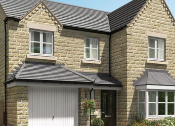 Thumbnail 4 bed detached house for sale in Hibbert Lane, Marple