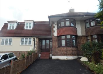 Thumbnail 3 bed semi-detached house to rent in Lesney Park, Erith