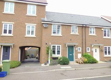 Thumbnail 3 bed terraced house for sale in Lundy Walk, Newton Leys, Bletchley, Milton Keynes