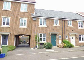 Thumbnail 3 bed terraced house for sale in Lundy Walk, Newton Leys, Bletchley, Milton Keynes