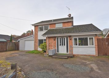 Thumbnail 4 bed detached house for sale in Holt Road, Aylmerton, Norwich