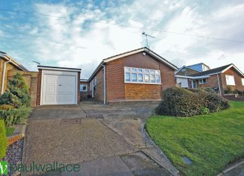 Thumbnail 2 bed detached bungalow for sale in Highland Road, Nazeing, Waltham Abbey